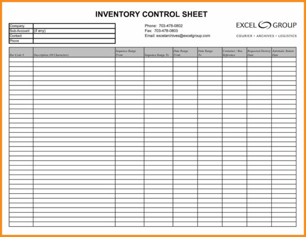 12 Inventory Tracking Spreadsheet | Abstract Sample To Free For Inventory Tracking Form