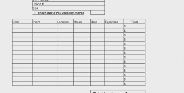 14 Basic Independent Contractor Invoice Template Free | Phone To Independent Contractor Invoice Sample
