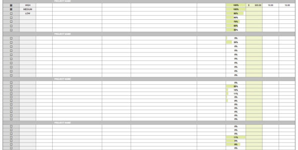 15 Free Task List Templates Smartsheet As Well As Task Time Tracking For Task Time Tracking Excel Template