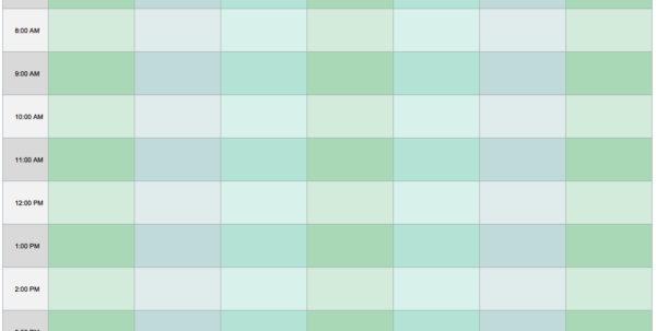 15 Free Task List Templates   Smartsheet Inside Time Management Templates Excel