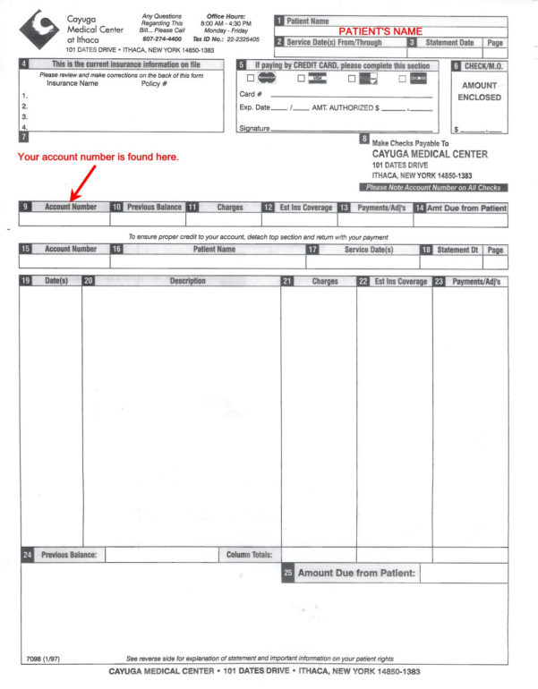 15  Sample Medical Bill | Stretching And Conditioning Intended For Medical Invoice Template