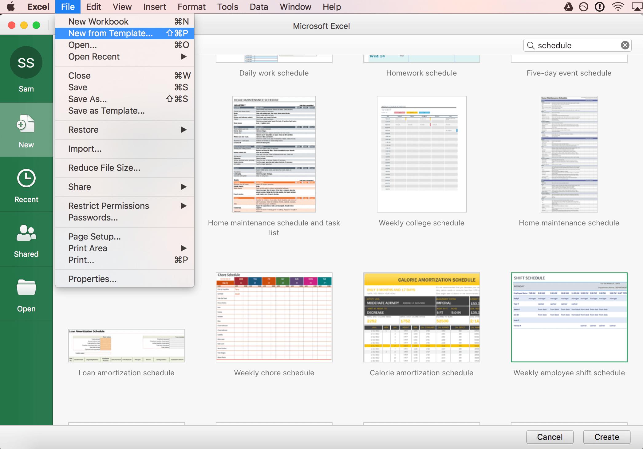 2 Free Ways To An Employee Shift Schedule | Homebase Intended For Employee Shift Scheduling Spreadsheet