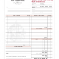 20  Best Cleaning Service Invoice Template Free   Lancerules With House Cleaning Service Invoice