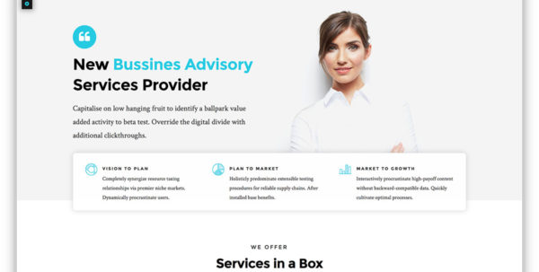 20 Best Financial Company Wordpress Themes 2018   Colorlib Intended For Accounting Website Templates Wordpress