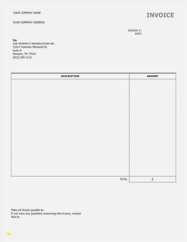 22 Free Independent Contractor Invoice Template Pdf 2018 | Best Within Independent Contractor Invoice Sample