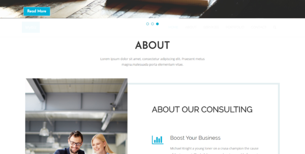26 Best Corporate Html Templates   Free, Premium, Responsive, And And Company Templates