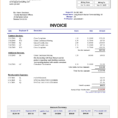 29 Best Of Consulting Invoice Template Xls   Documents Ideas And Consulting Invoice