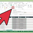 3 Ways To Create A Timeline In Excel   Wikihow With Project Timeline Template Excel 2013