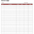 31 Small Business General Ledger Template Easy – Keyhome In Small Business Ledger Template