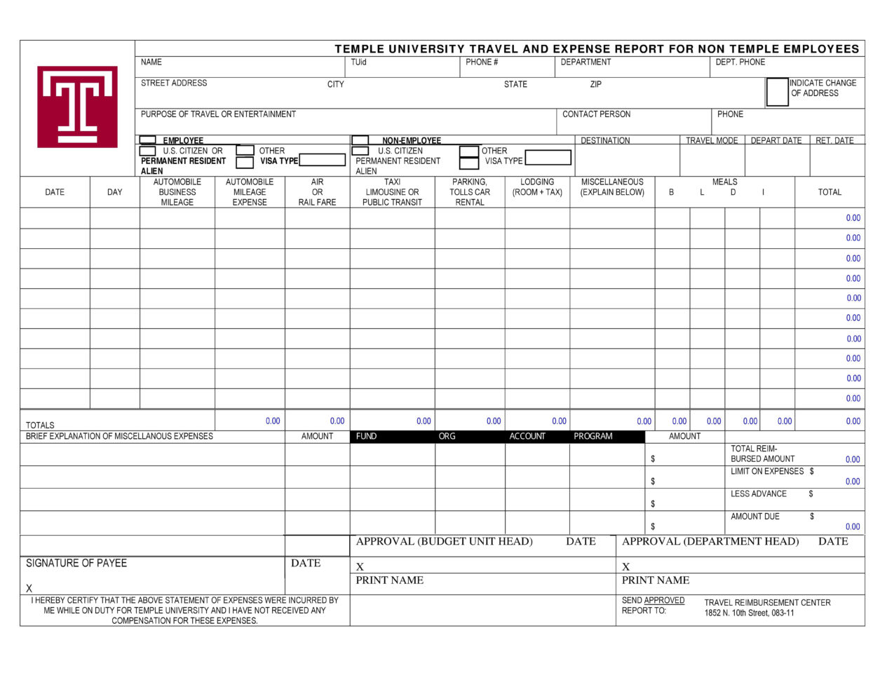 detailed expense report template  40  Expense Report Templates To Help You Save Money   Template Lab Intended For Detailed Expense Report Template Detailed Expense Report Template Expense Spreadshee