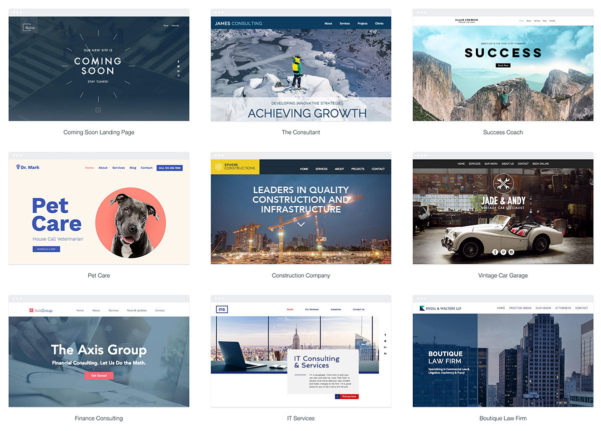 40 Free Responsive Html5 Business Templates For Startups 2018   Colorlib Inside Company Templates