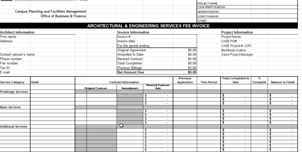 40  Invoice Templates: Blank, Commercial (Pdf, Word, Excel) With Billing Spreadsheet Template