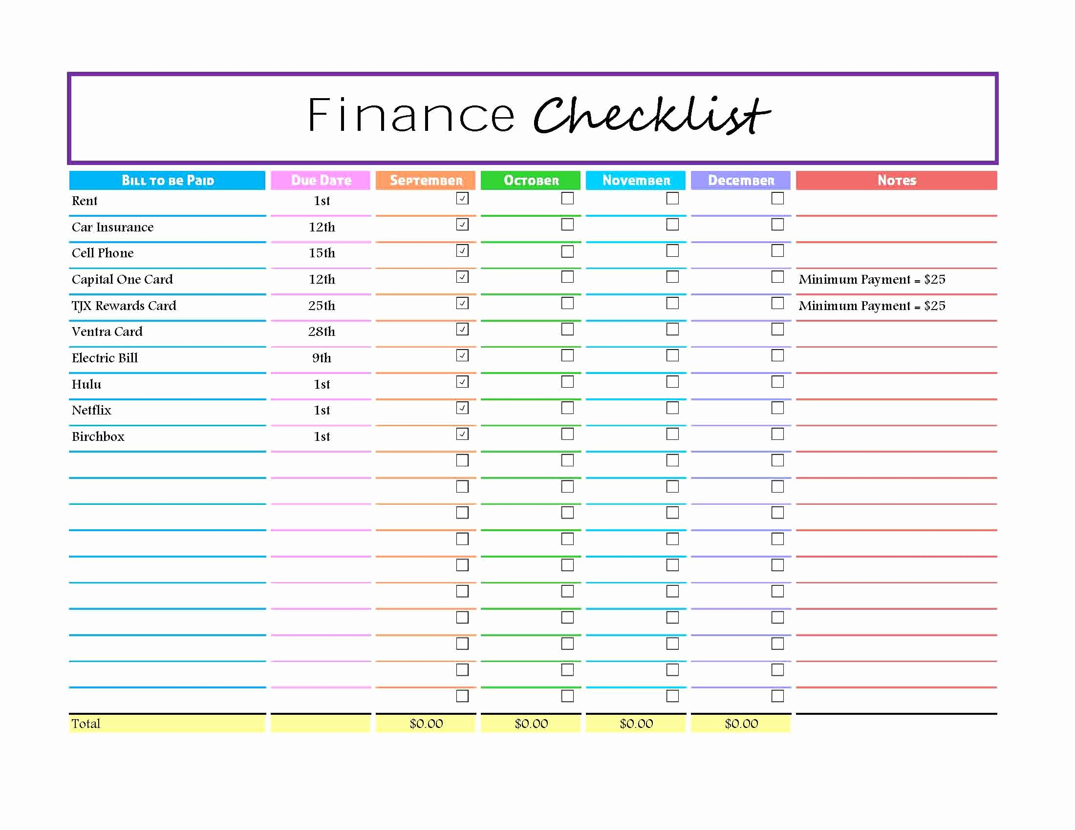45 New Image Of Accounting Month End Close Checklist | Resume Layout Within Monthly Accounting Checklist Template Monthly Accounting Checklist Template Spreadsheet Templates for Busines Spreadsheet Templates for Busines monthly bookkeeping checklist template
