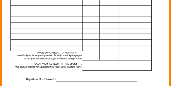 5  Employee Time Tracking Sheet | This Is Charlietrotter Throughout Employee Hour Tracking Template