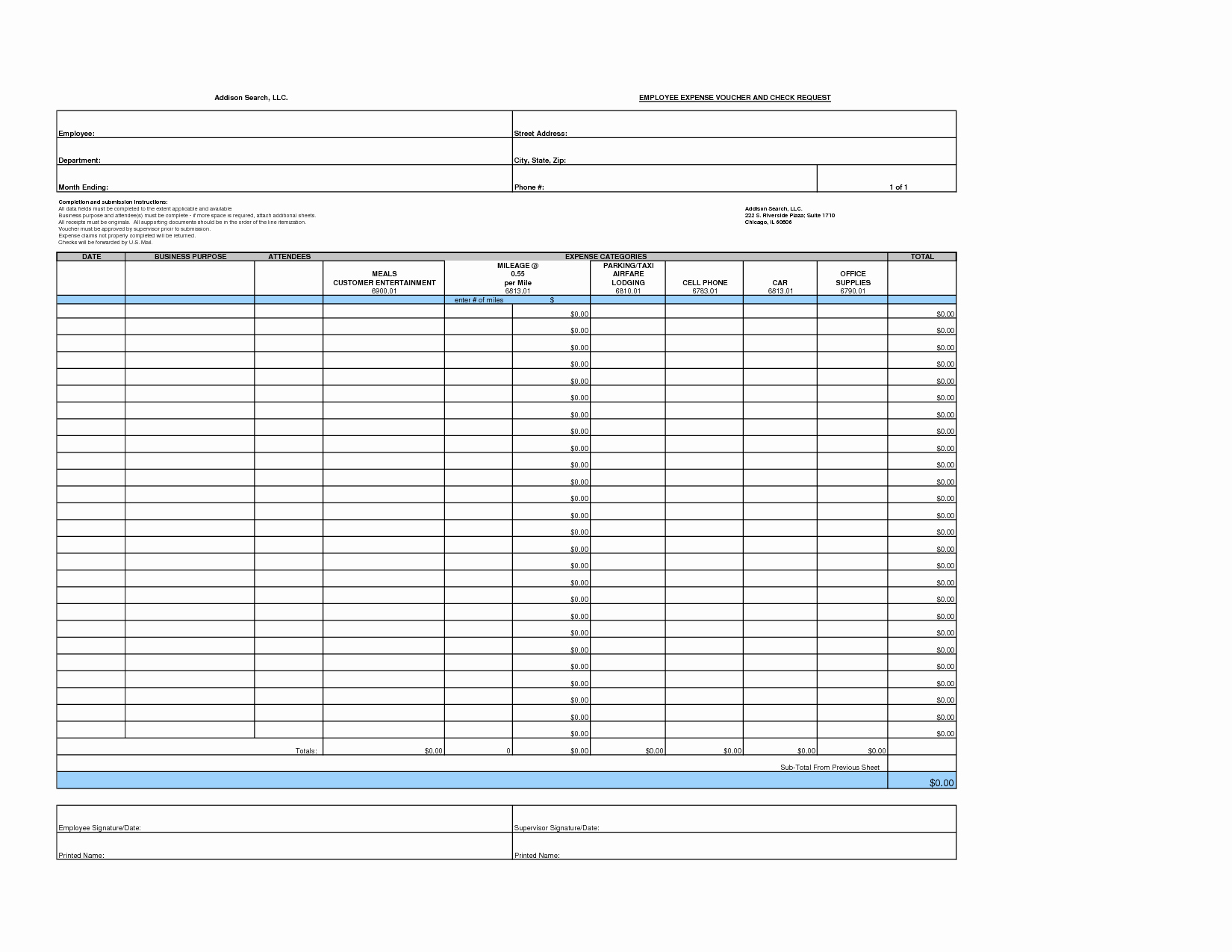 50 Beautiful Annual Expense Report Template   Documents Ideas Throughout Yearly Expense Report Template