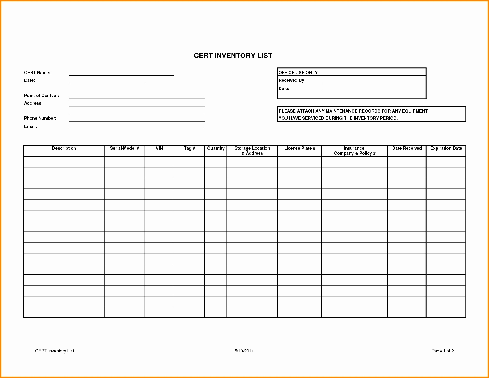 50 Elegant Printable Liquor Inventory Sheets Documents Ideas For Excel Inventory Template Free Download