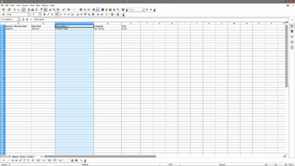 50 New Salon Accounting Spreadsheet   Document Ideas   Document Ideas For Free Accounting Spreadsheets For Small Business