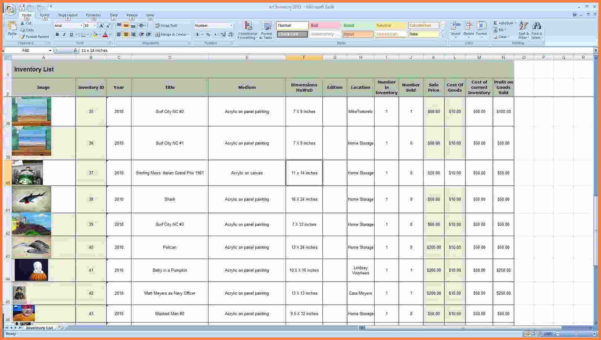 6  Inventory Control Excel | Sweep18 Within Simple Inventory Control Spreadsheet