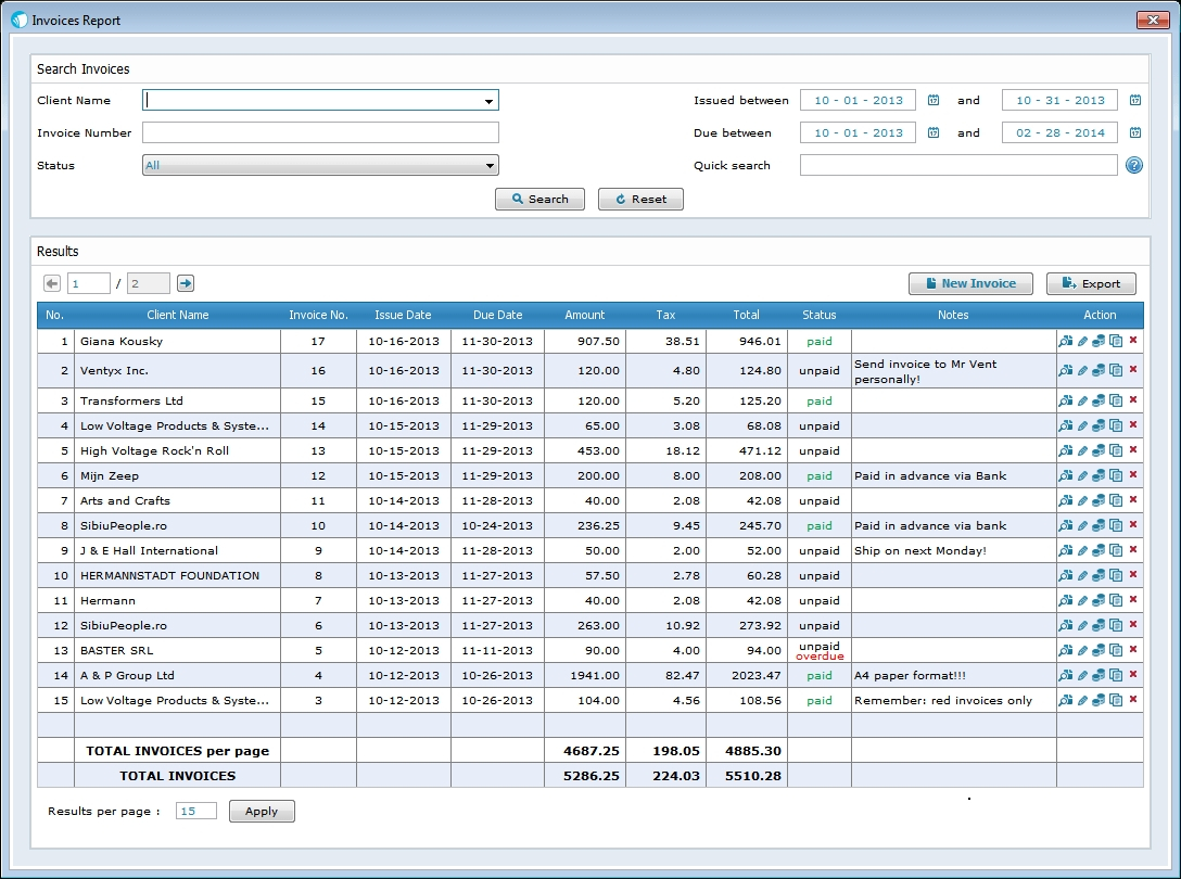 8 Best Billing & Accounting Software To Generate Invoice And Free With Free Accounting Software For Small Business Free Download Full Version