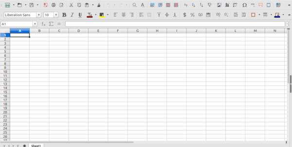 8 Free Spreadsheet Software To Replace Microsoft Excel – Better Tech Throughout Microsoft Excel Spreadsheet Software