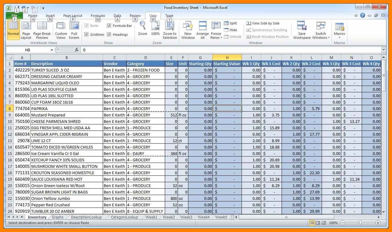 8  Procurement Tracking Spreadsheet | Credit Spreadsheet With Procurement Tracking Spreadsheet