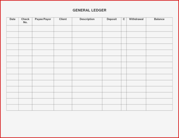 Accounting Forms General Ledger Fresh Template Of Balance Sheet Best Intended For Accounting Forms Balance Sheet