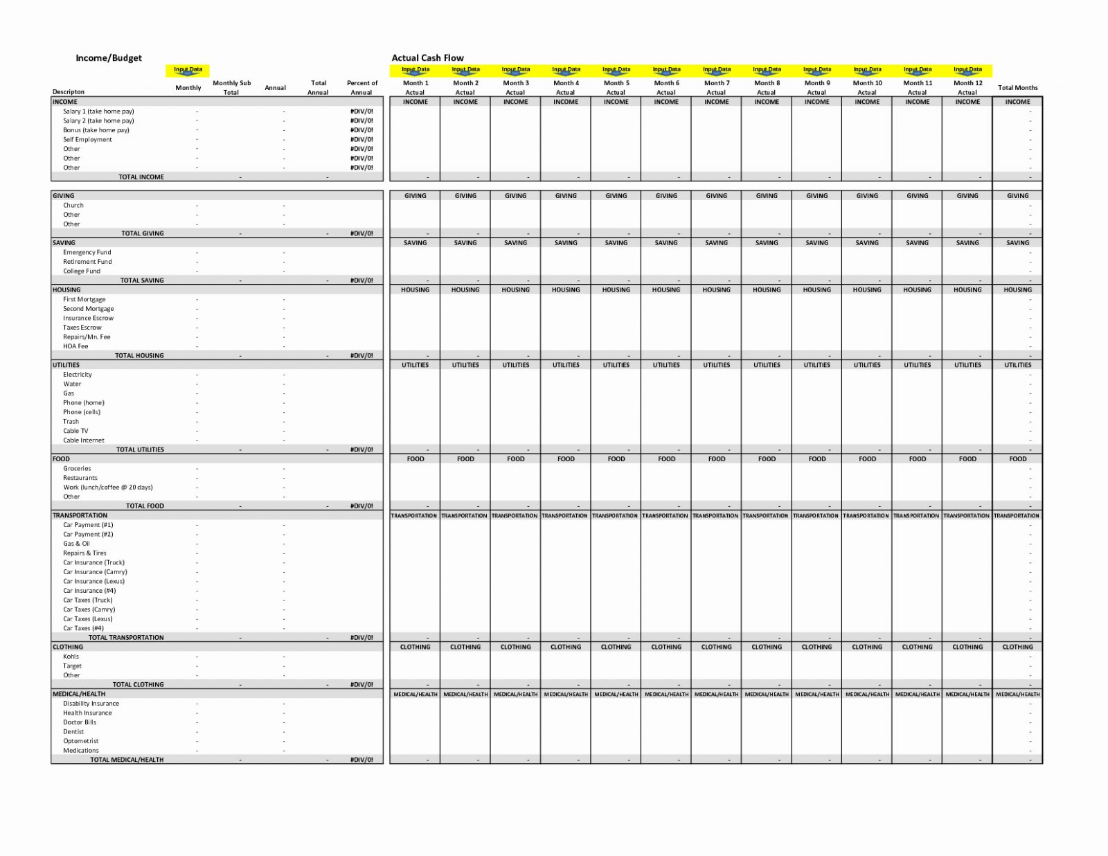 Accounting Report Formatn Excel Selo Lnk Co Example Of Church With Church Accounting Spreadsheet Templates