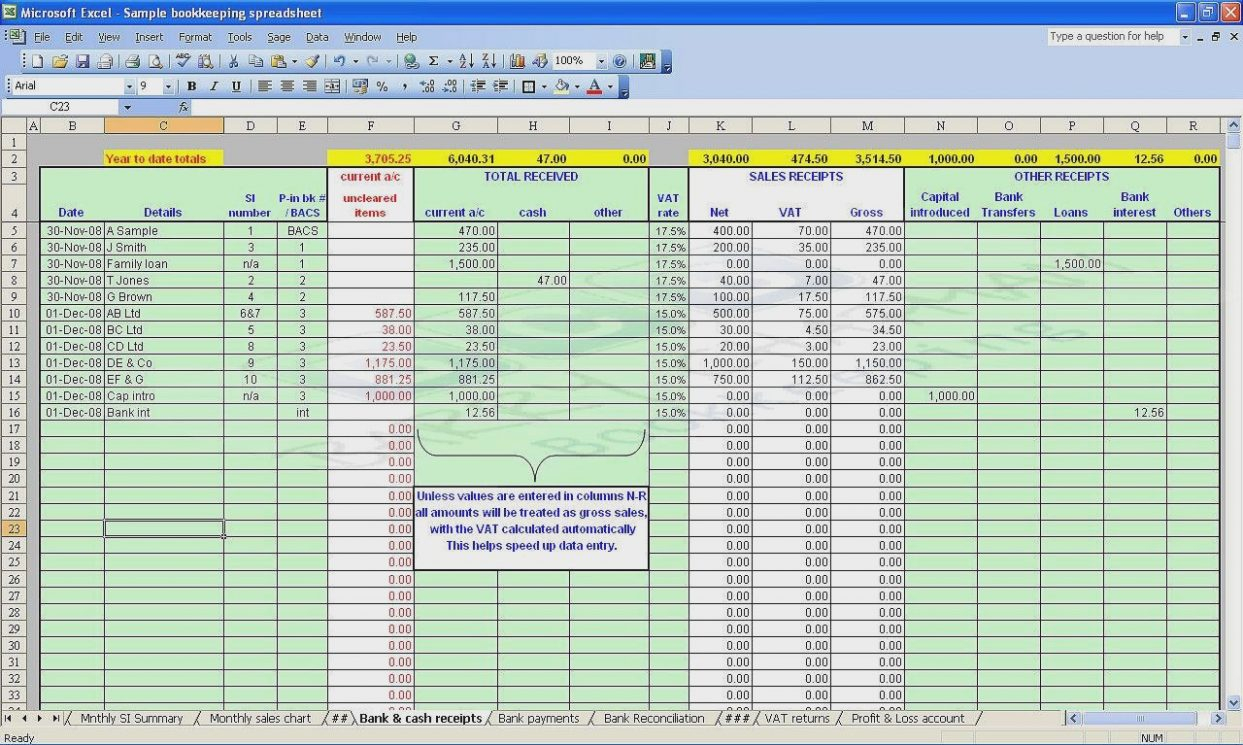 Accounting Spreadsheet Templates Excel Sample Chart Of Accounts Throughout Accounting Spreadsheet Sample
