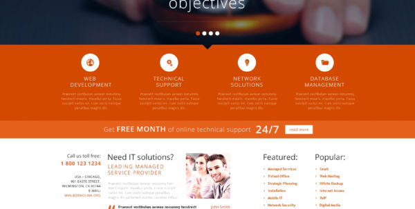 Accounting Website Responsive Wordpress Theme #47929 With Accounting Website Templates Wordpress