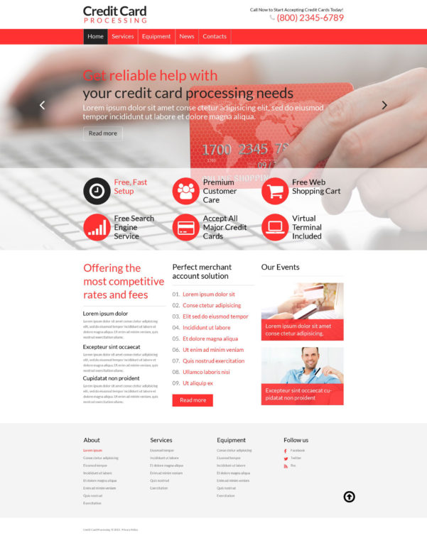 Accounting Wordpress Theme #52467 Throughout Accounting Website Templates Wordpress