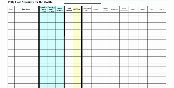 Accounts Payable Tracking Spreadsheet Best Of Petty Cash Spreadsheet With Accounts Payable Excel Spreadsheet Template