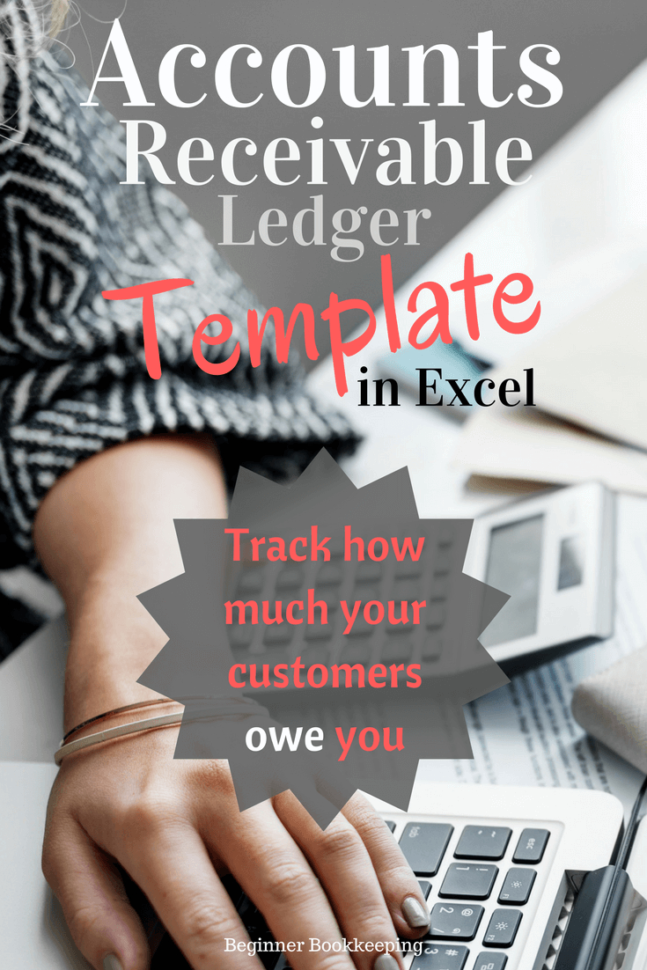 Accounts Receivable Ledger Within Free Accounts Payable Ledger Template