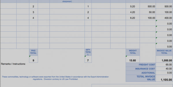 Amazing Of Free Excel Invoice Template Templates Smartsheet Fresh And Free Spreadsheets Templates