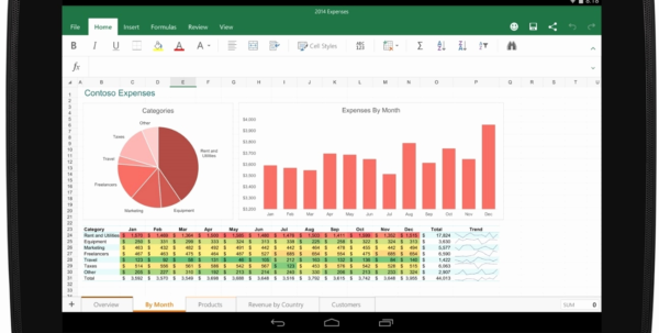 Android App For Excel Spreadsheets Inspirational Microsoft Excel In Within Spreadsheets App