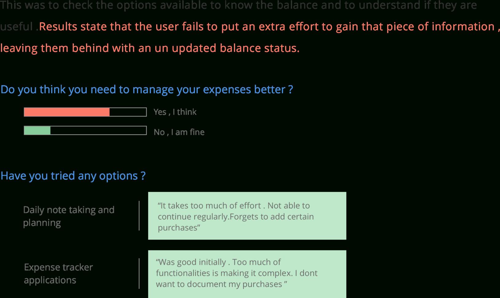 Antony Rishin User Experience Designer › Expense Tracker With Daily Expenses Tracker