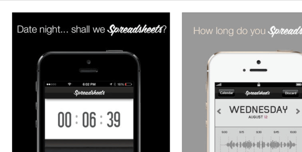 "Application ""spreadsheets"" To Record The Feeling Of Sexual Life In Spreadsheets App"