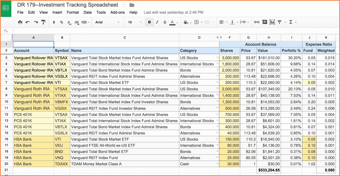 Asset Tracking Spreadsheet Asset Management Spreadsheet Yeniscale In Asset Tracking Spreadsheet
