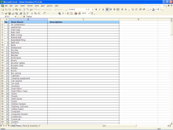 Awesome Inventory Spreadsheet Template | Best Sample Excellent With Basic Inventory Spreadsheet Template