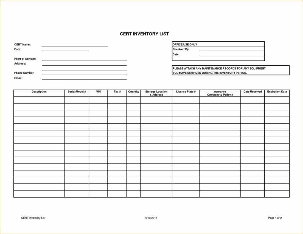 Bar Inventory Spreadsheet And Doc Office Inventory U Home Doc Free Within Office Spreadsheet Free
