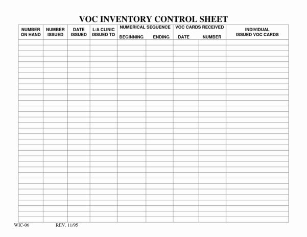 Bar Inventory Spreadsheet Excel Best Of Stock Control Sheet Lovely For Bar Inventory List Template