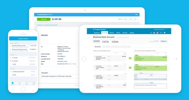 Beautiful Business & Accounting Software | Xero Za For Free Accounting Software For Small Business Free Download Full Version