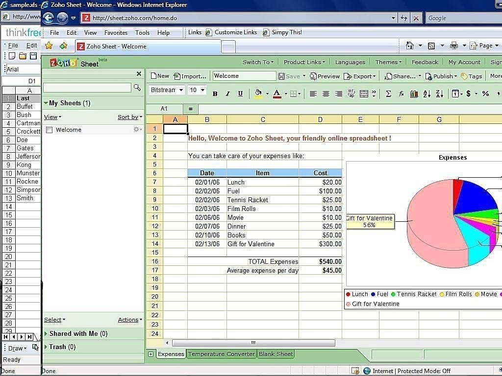 Best Free Spreadsheet Software For Mac | Papillon Northwan To Best Intended For Spreadsheet Software For Mac