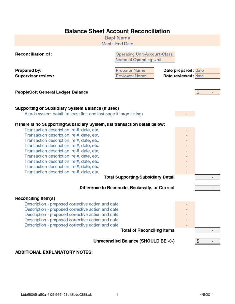 Best Photos Of Accounting Forms Balance Sheet Free Printable To Accounting Forms Balance Sheet