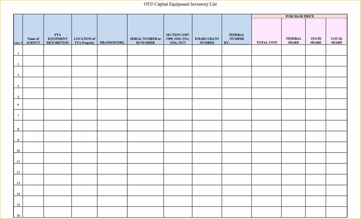 Beverage Inventory Spreadsheet | Job And Resume Template With Beverage Inventory Spreadsheet