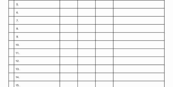 Blank Inventory Spreadsheet Elegant Blank Inventory Sheets Printable With Printable Blank Inventory Spreadsheet