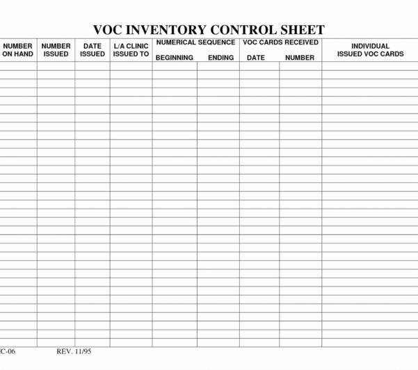 Blank Inventory Spreadsheet Inspirational Blank Inventory List With Inventory List Spreadsheet