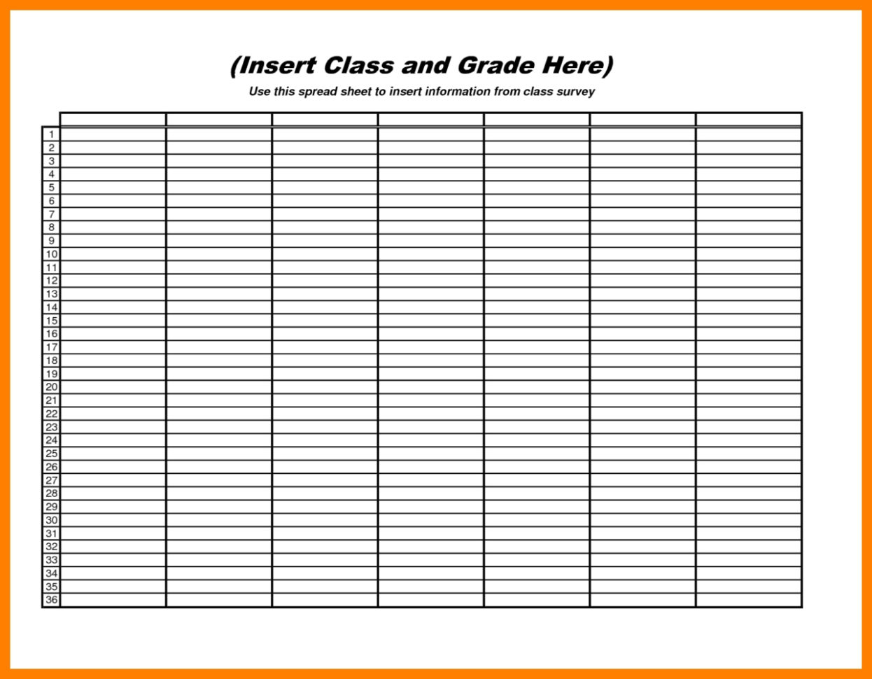 Blank Spreadsheet Printable Bunch Ideas For Templates Of Sheets To Blank Spreadsheets