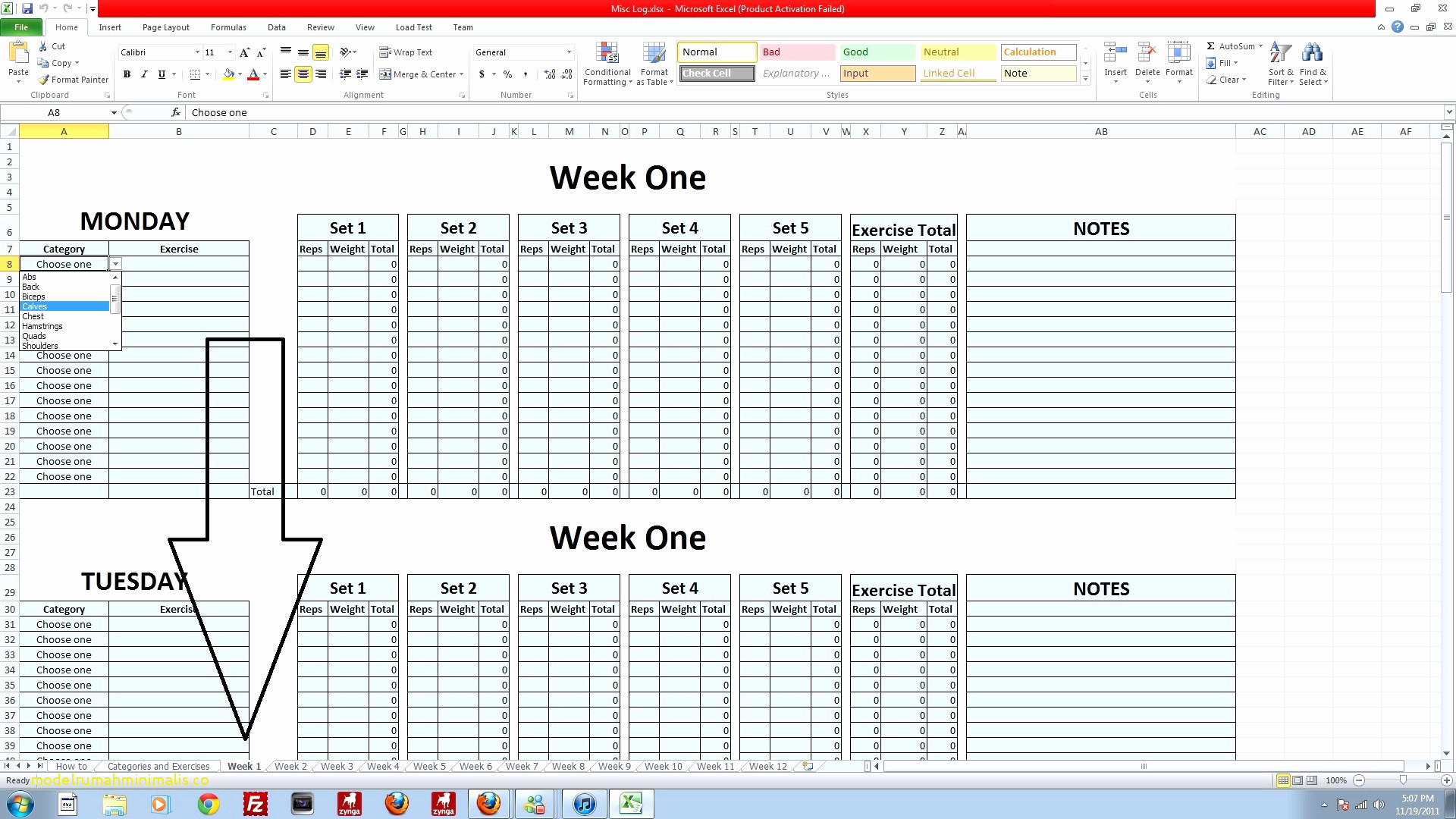 Bodybuilding Excel Spreadsheet On Retirement Planning Spreadsheet With Retirement Planning Spreadsheet