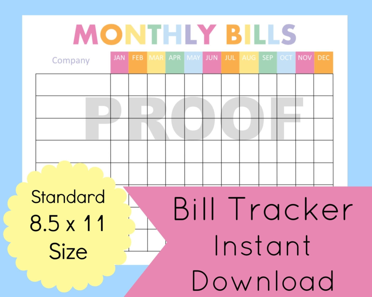 Budget Planner Template 1 Monthly Financial Planning Spreadsheet To With Monthly Financial Planning