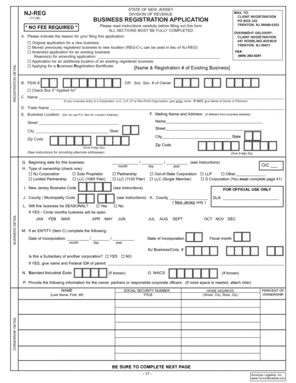 Business Application Form Dekalb County Business Registration To Intended For Business Registration Application Form